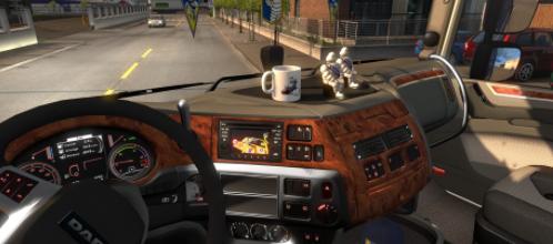 Perspektif Game PC Simulator Truck, Para Gamers Simak Ya!